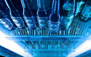 led refrigeration lighting