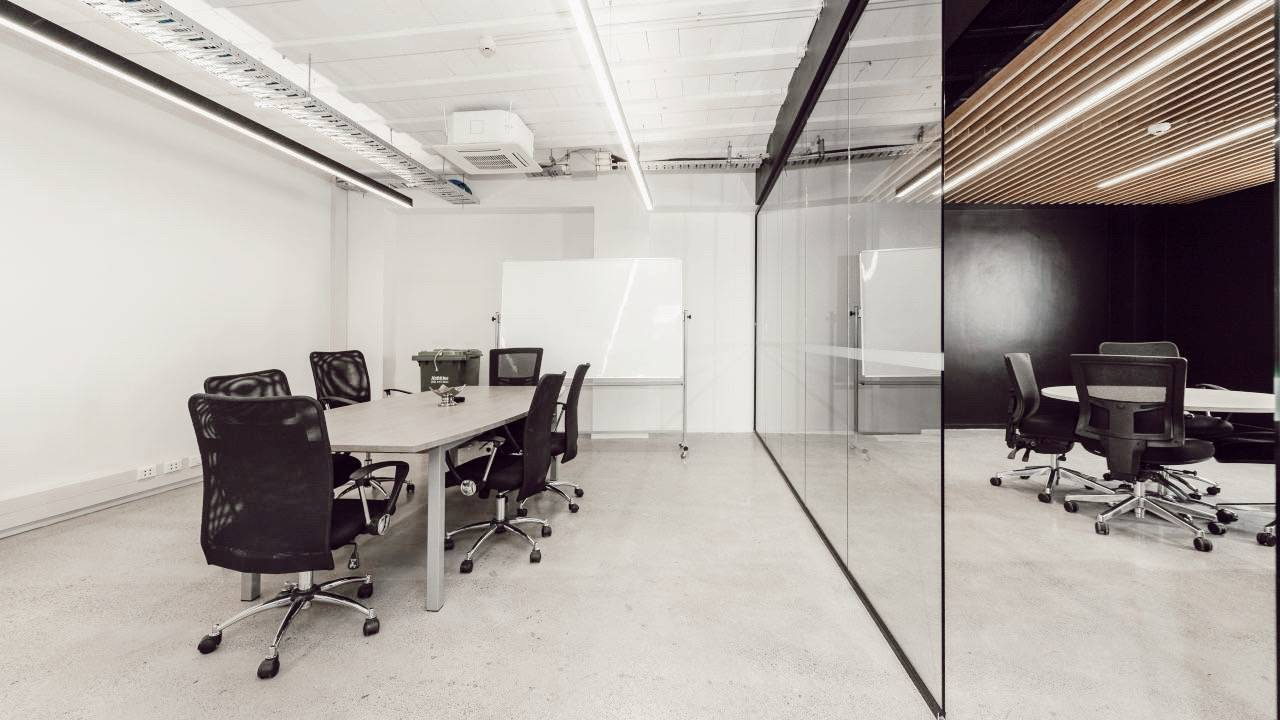48 High Street - Office Fitout