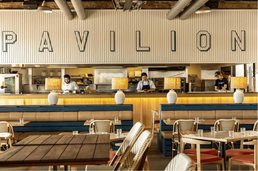 Wynyard Pavilion Restaurant