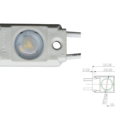 led module backlit