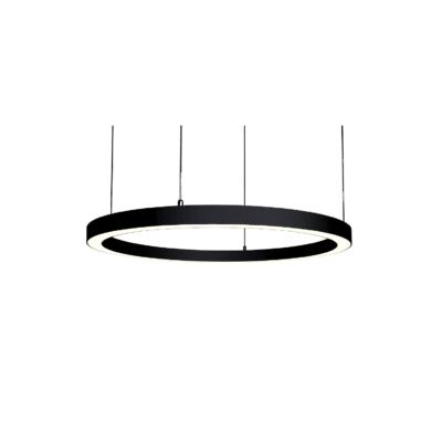 circle pendant light